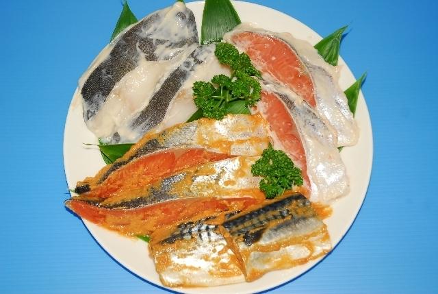 自家製・漬け魚セット(3,150円)